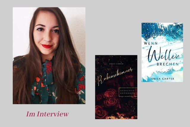 Buchdesignerin und Autorin Désirée Riechert und ihre Buchcover