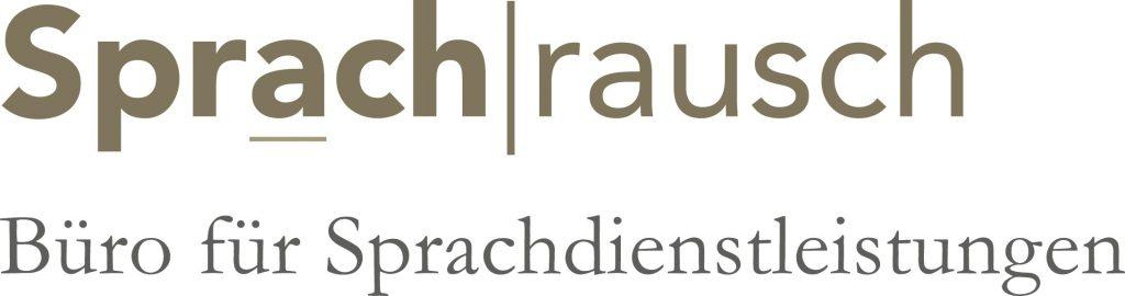 Logo Sprachrausch