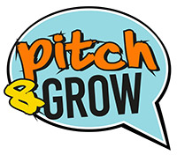 Logo pitch & grow